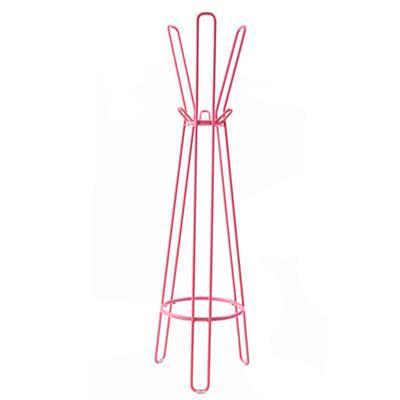 Basic Framework Coat Rack (Pink)