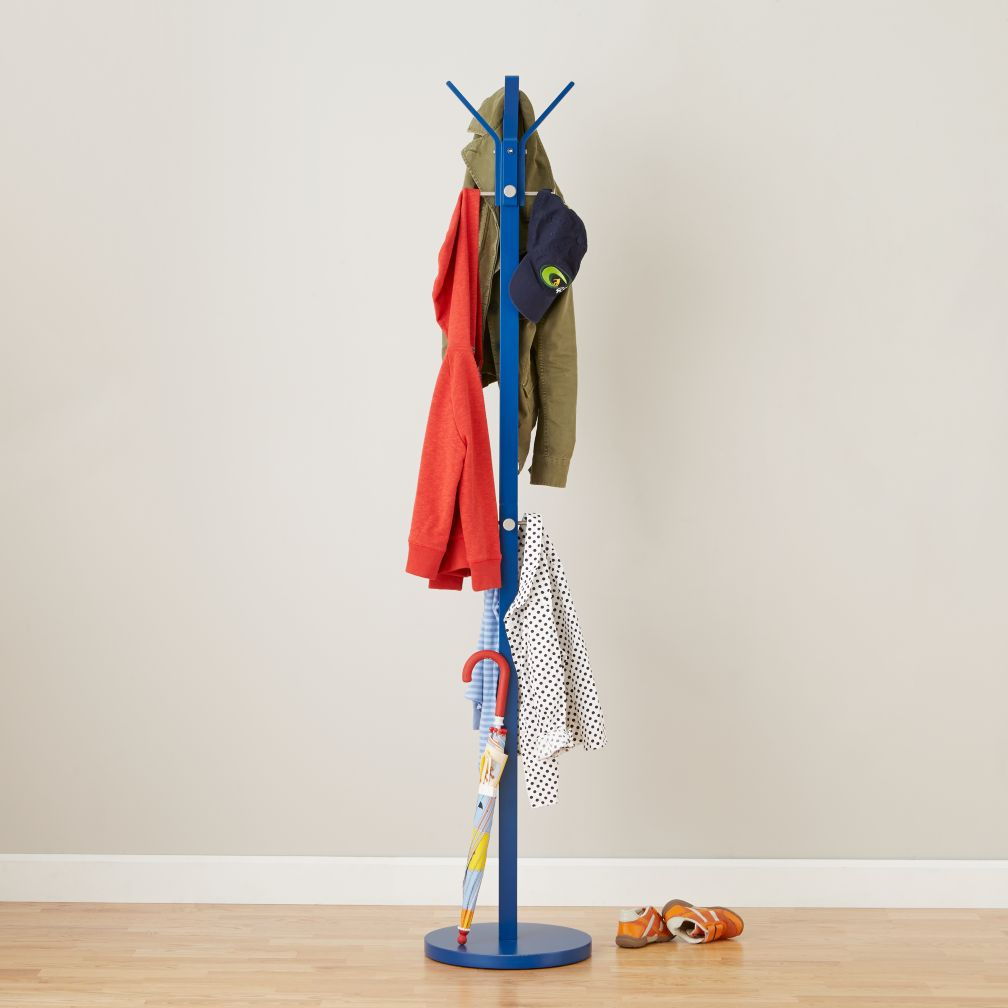 Branching Out Coat Rack (Dk. Blue)