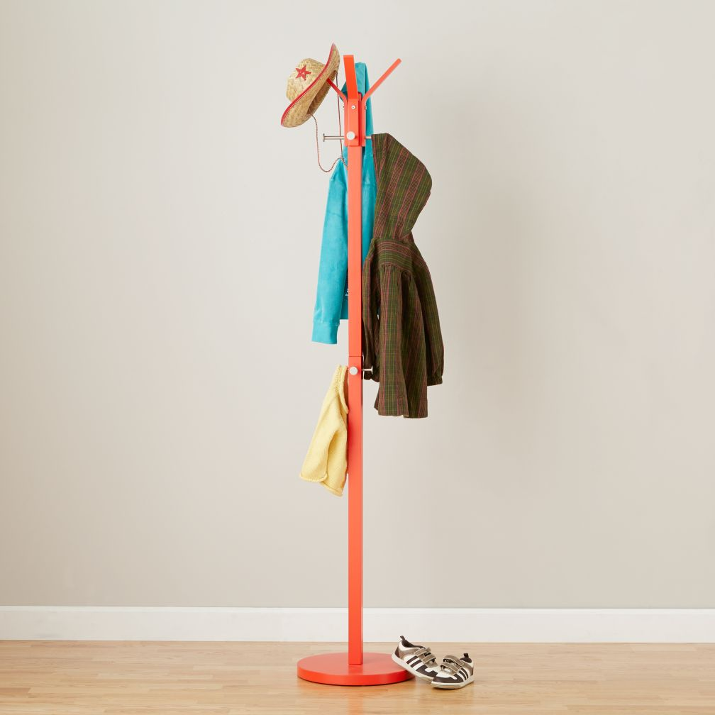 Branching Out Coat Rack (Orange)