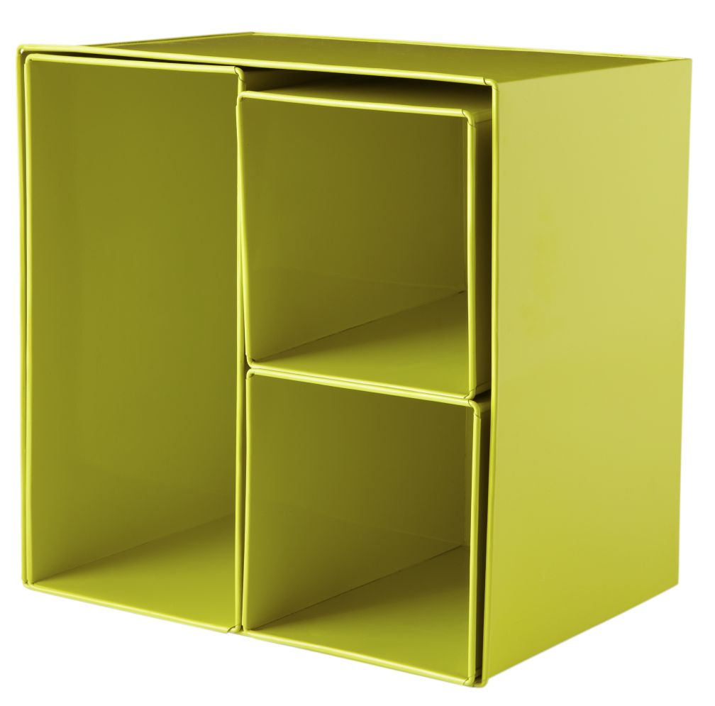 I Could&#39;ve Bin a Lime Wall Box (Set of 4)