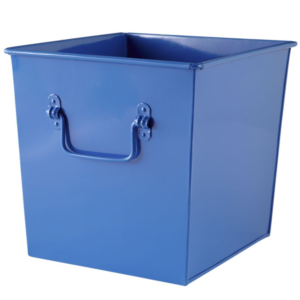 I Could&#39;ve Bin a Cube Bin (Blue)