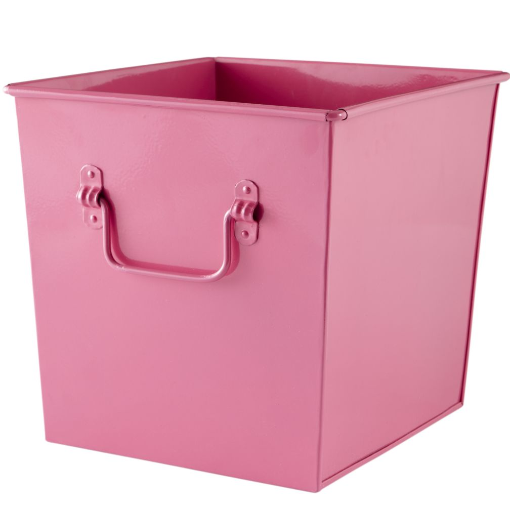 I Could&#39;ve Bin a Cube Bin (Pink)