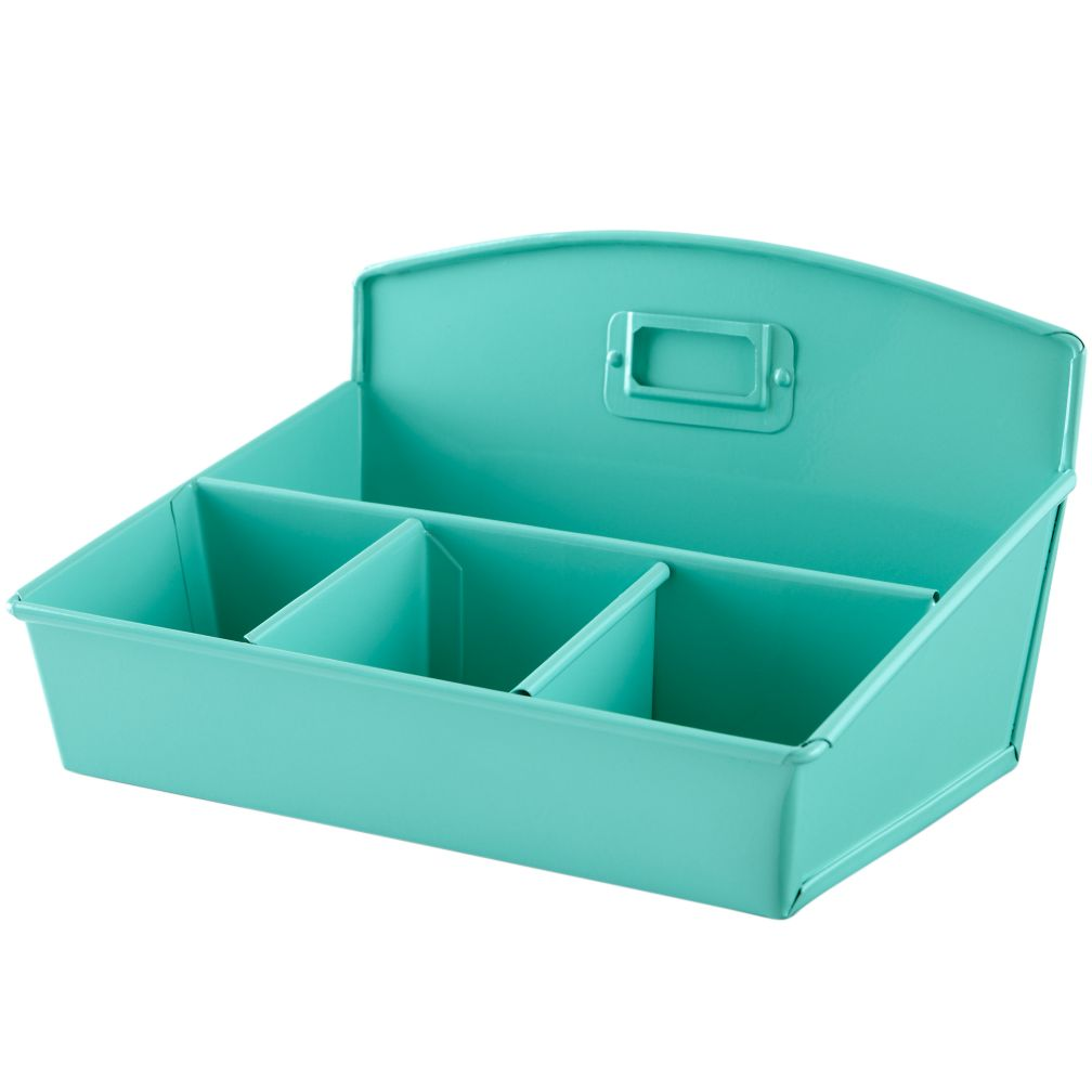 I Could&#39;ve Bin a Desk Organizer (Aqua)