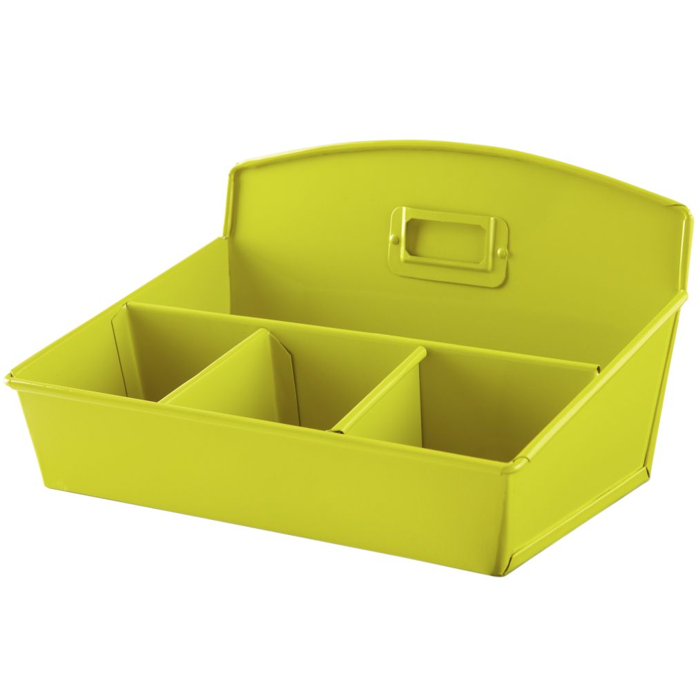 I Could&#39;ve Bin a Desk Organizer (Lime)