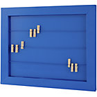 Blue I Could've Been a Memo Board