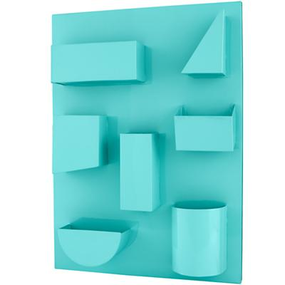 Sale alerts for  I Could've Bin a Wall Organizer (Aqua) - Covvet