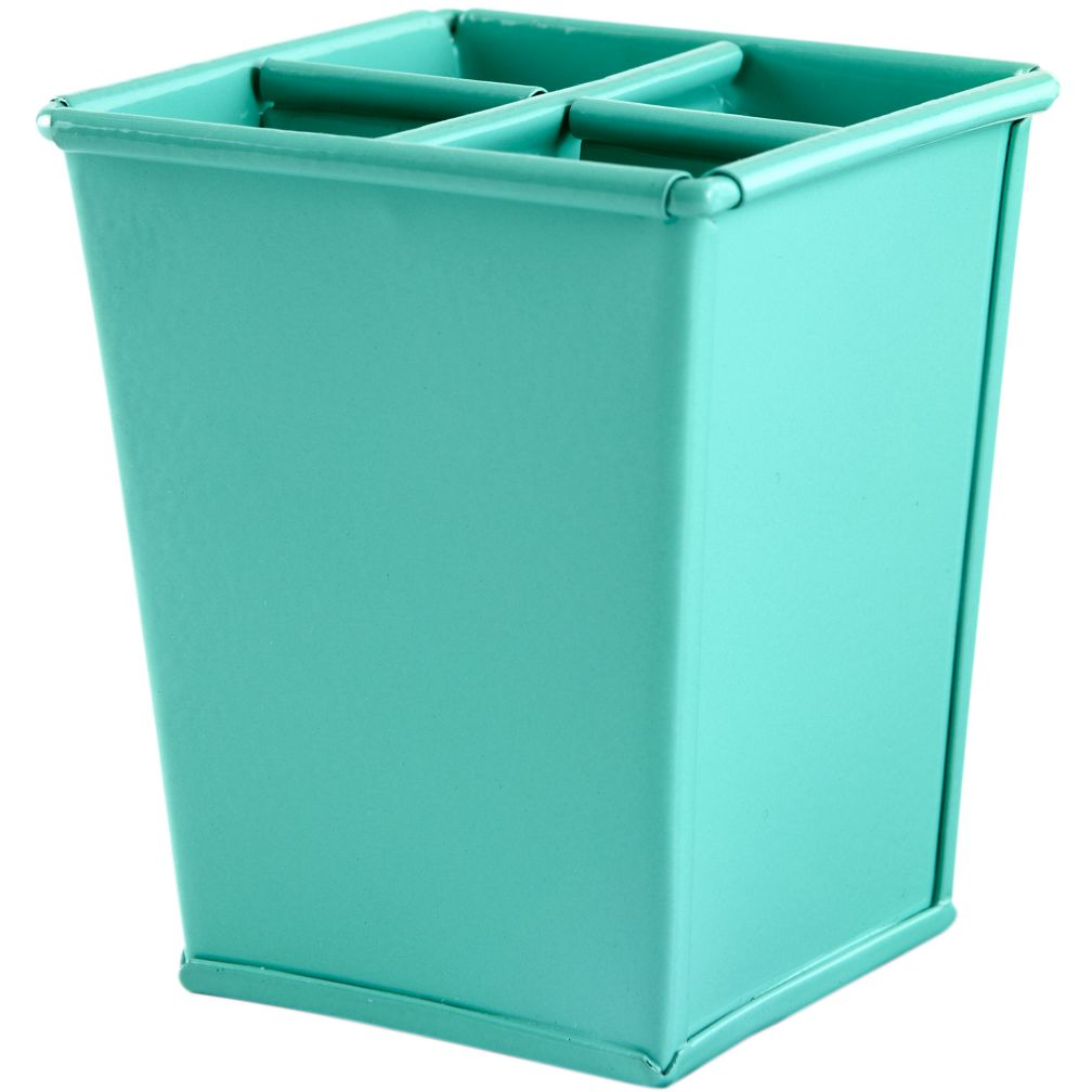 I Could&#39;ve Bin a Pencil Cup (Aqua)