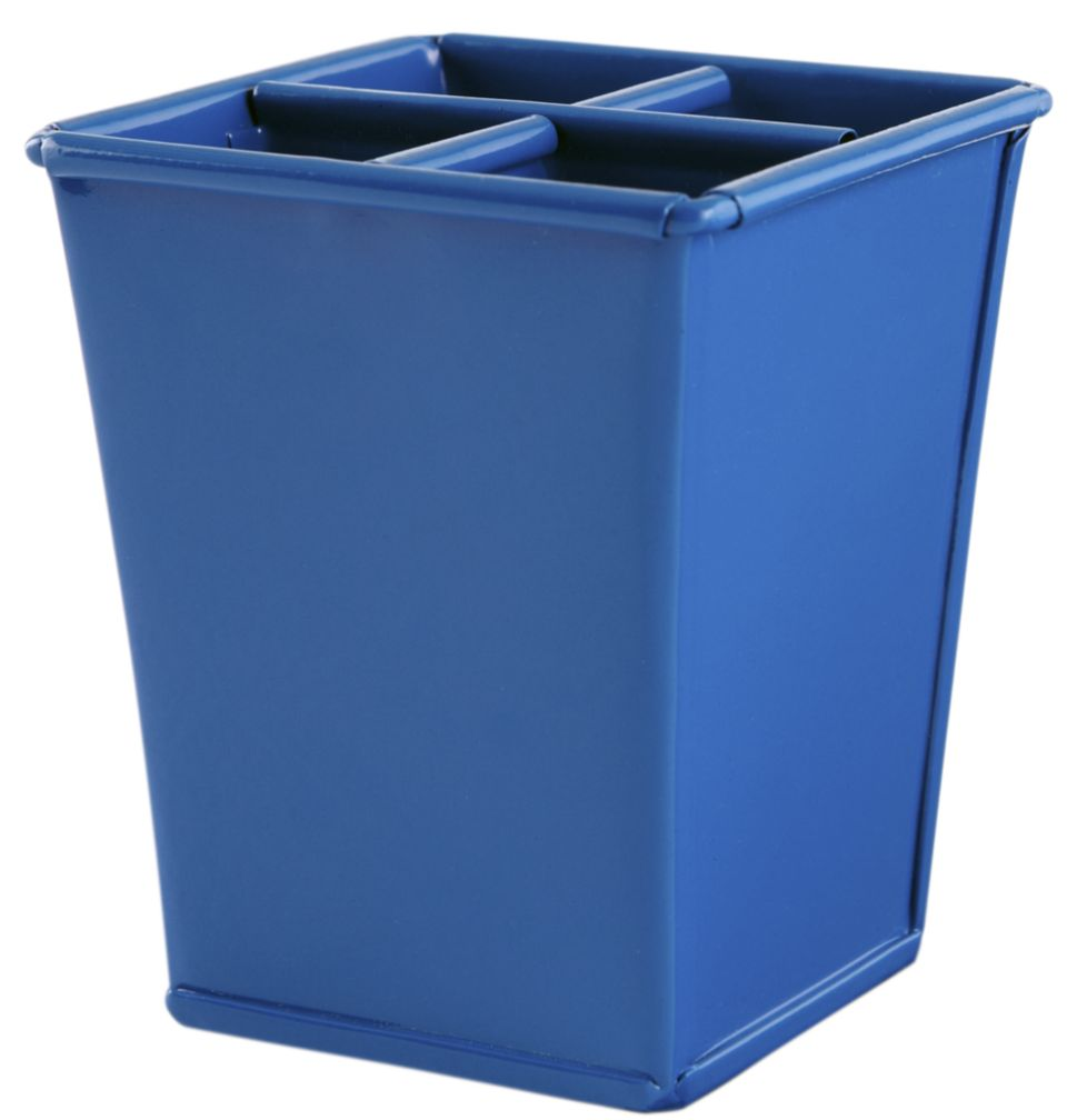 I Could&#39;ve Bin a Pencil Cup (Blue)