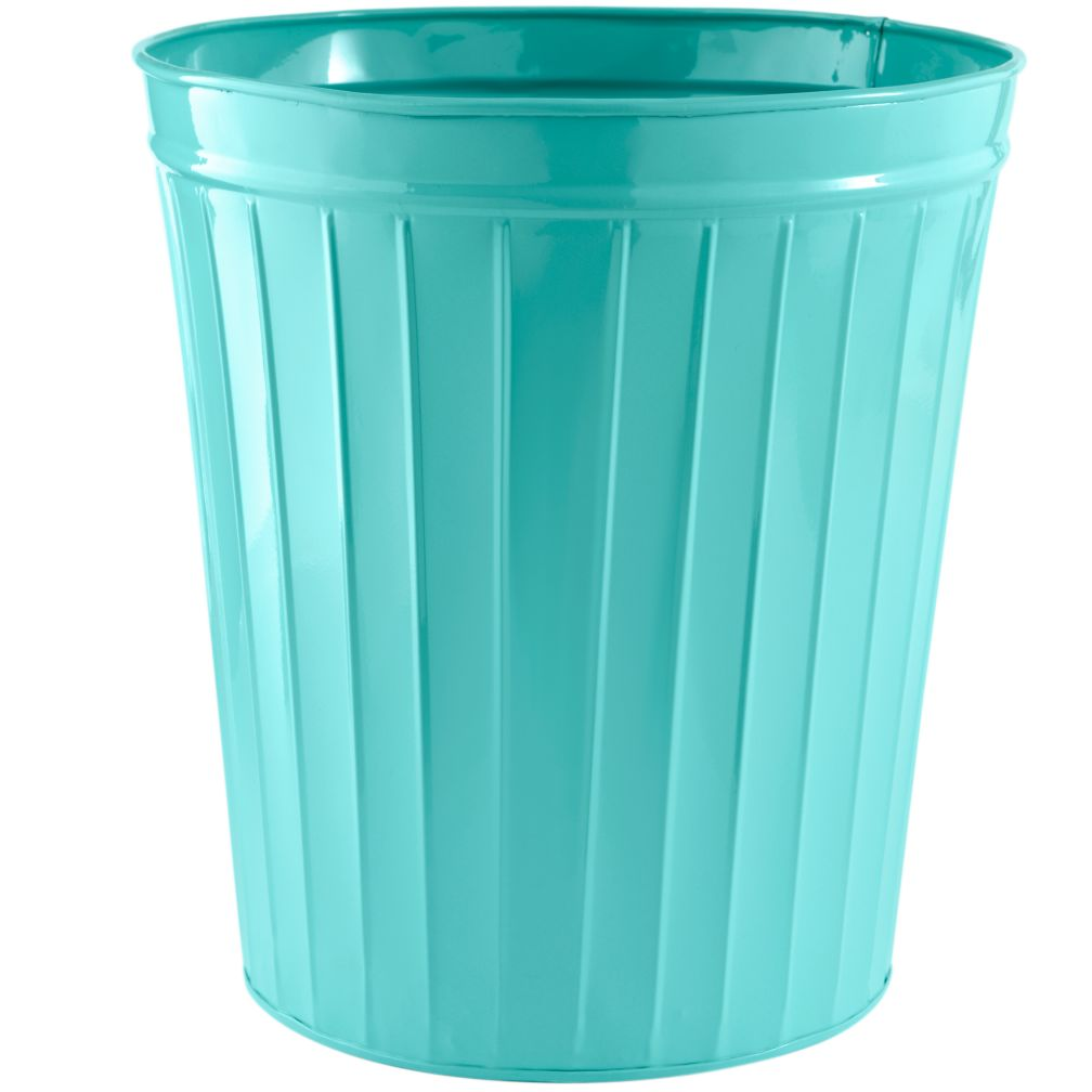 I Could&#39;ve Bin a Waste Bin (Aqua)