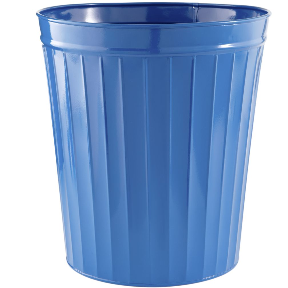 I Could&#39;ve Bin a Waste Bin (Blue)