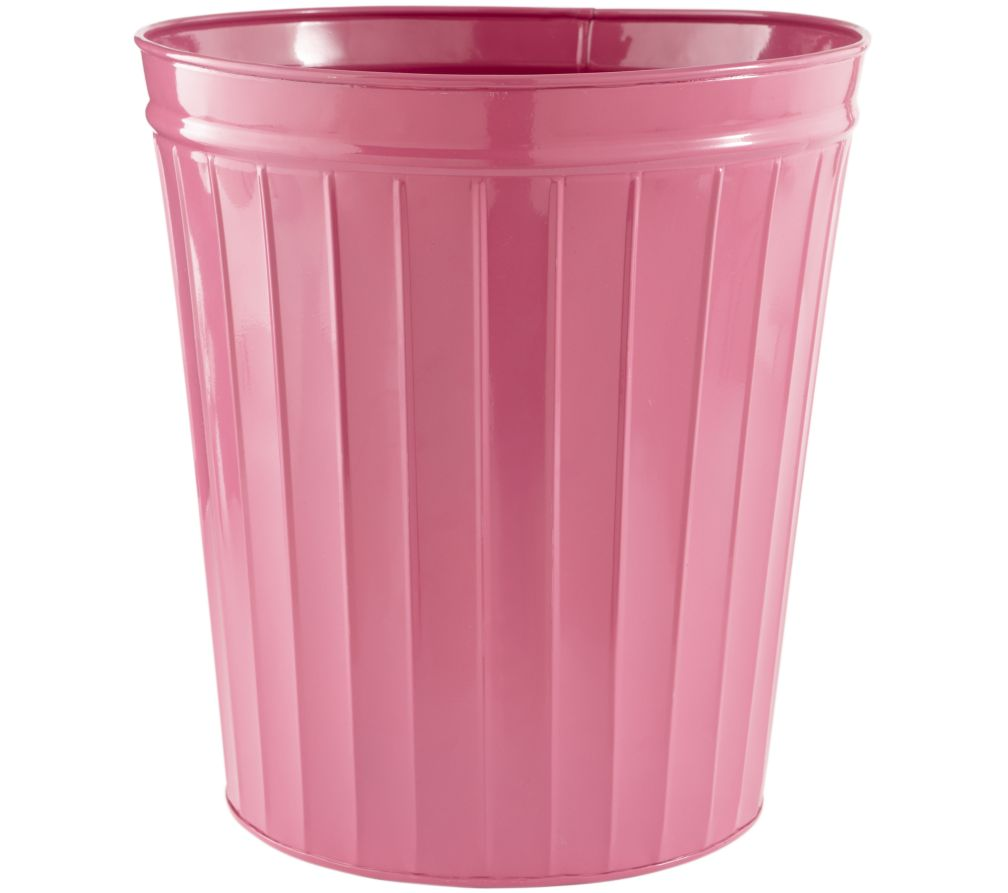 I Could've Bin a Waste Bin (Pink)