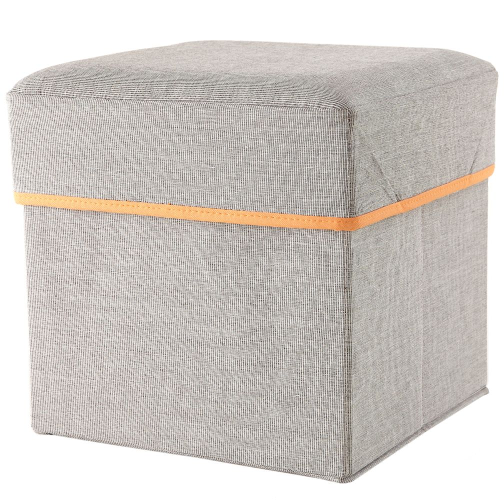 A Neat Seat Storage Cube (Orange)