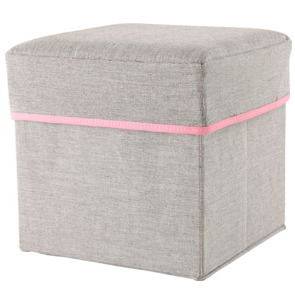 A Neat Seat Storage Cube (Pink)