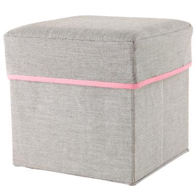 A Neat Seat Storage Cube (Pink)