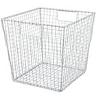 White Down to the Wire Cube Bin