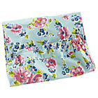 Blue Floral Down to the Wire Hamper Liner
