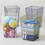 Down to the Wire Hamper