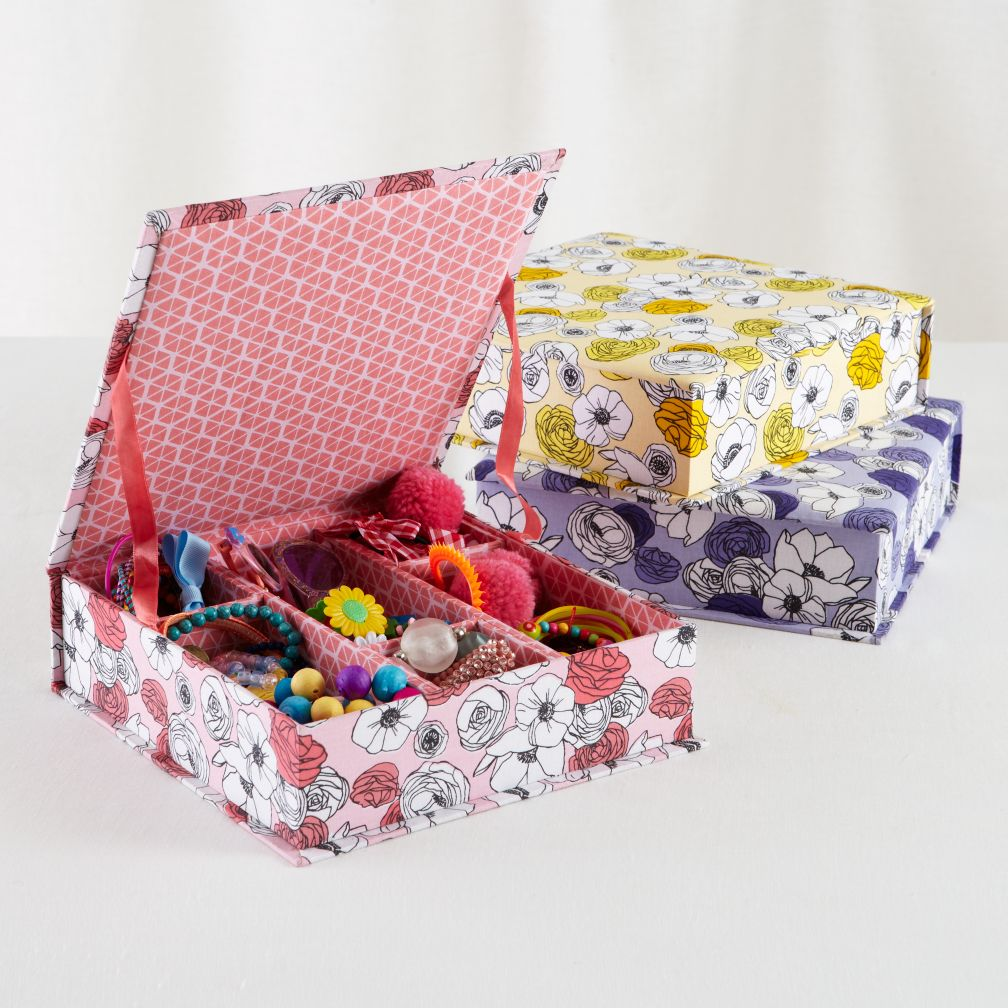 Flower Girl Collection Box