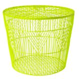 Good Vibe Large Floor Bin (Yellow)