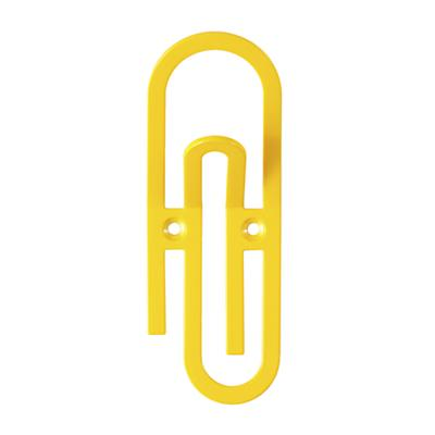 Keep it Together Wall Hook (Yellow)