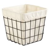 Index Cube Bin (Black)