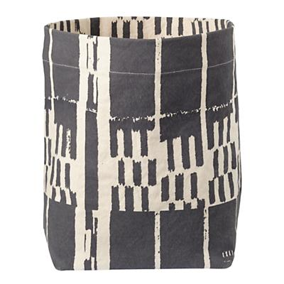 Organic Landscape Floor Bin (Grey)