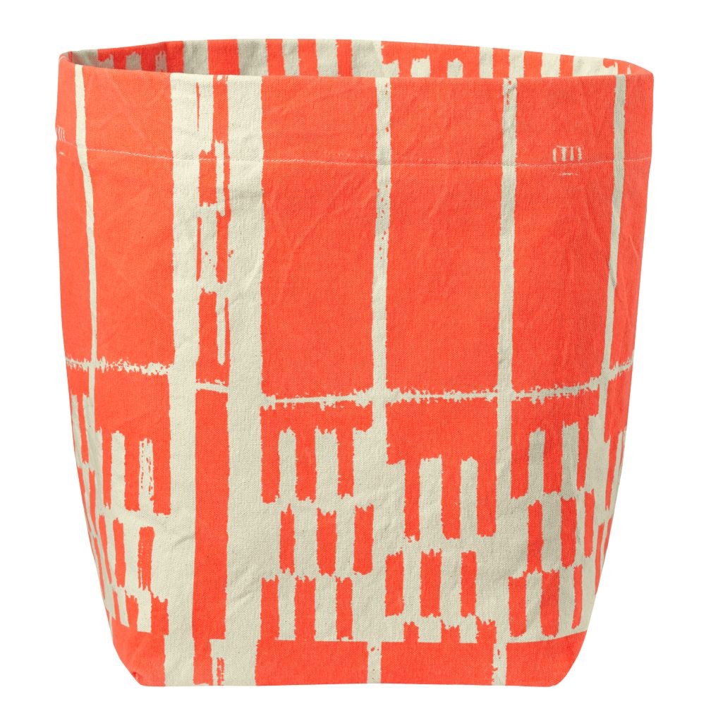 Landscape Floor Bin (Orange)