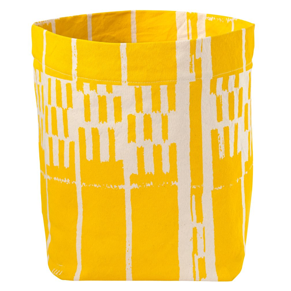 Landscape Floor Bin (Yellow)