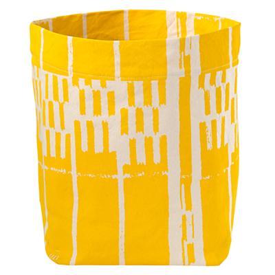 Organic Landscape Floor Bin (Yellow)
