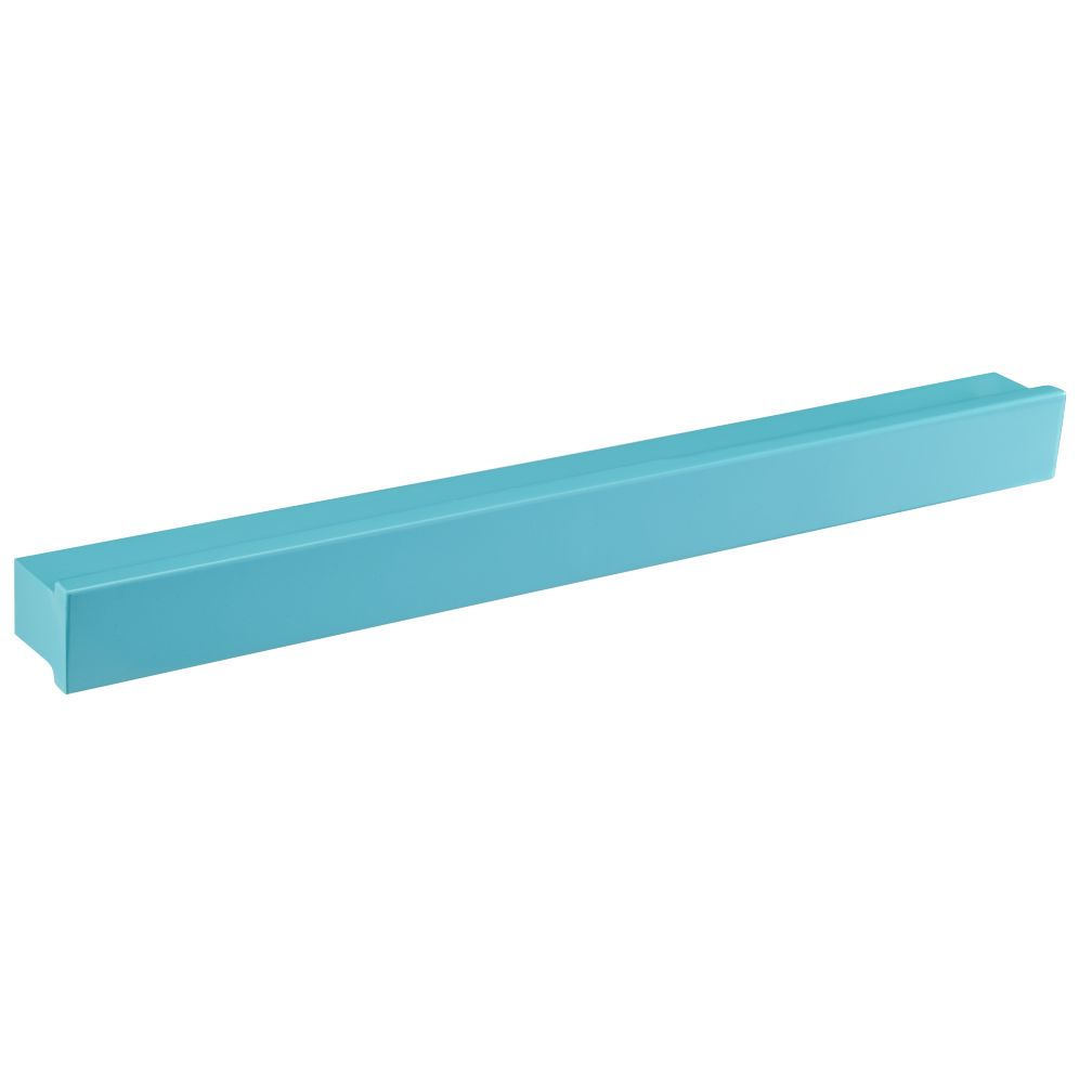 Color Bar Ledge (Aqua)