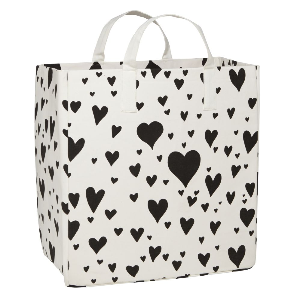 Love Struck Shopper Bag (Black)