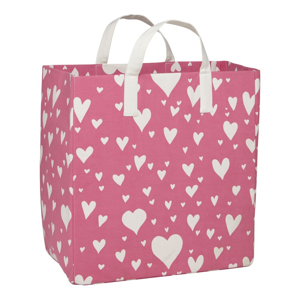 Love Struck Shopper Bag (Pink)