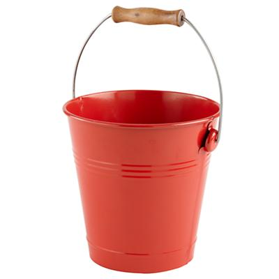 My Bucket, My Buddy (Red)