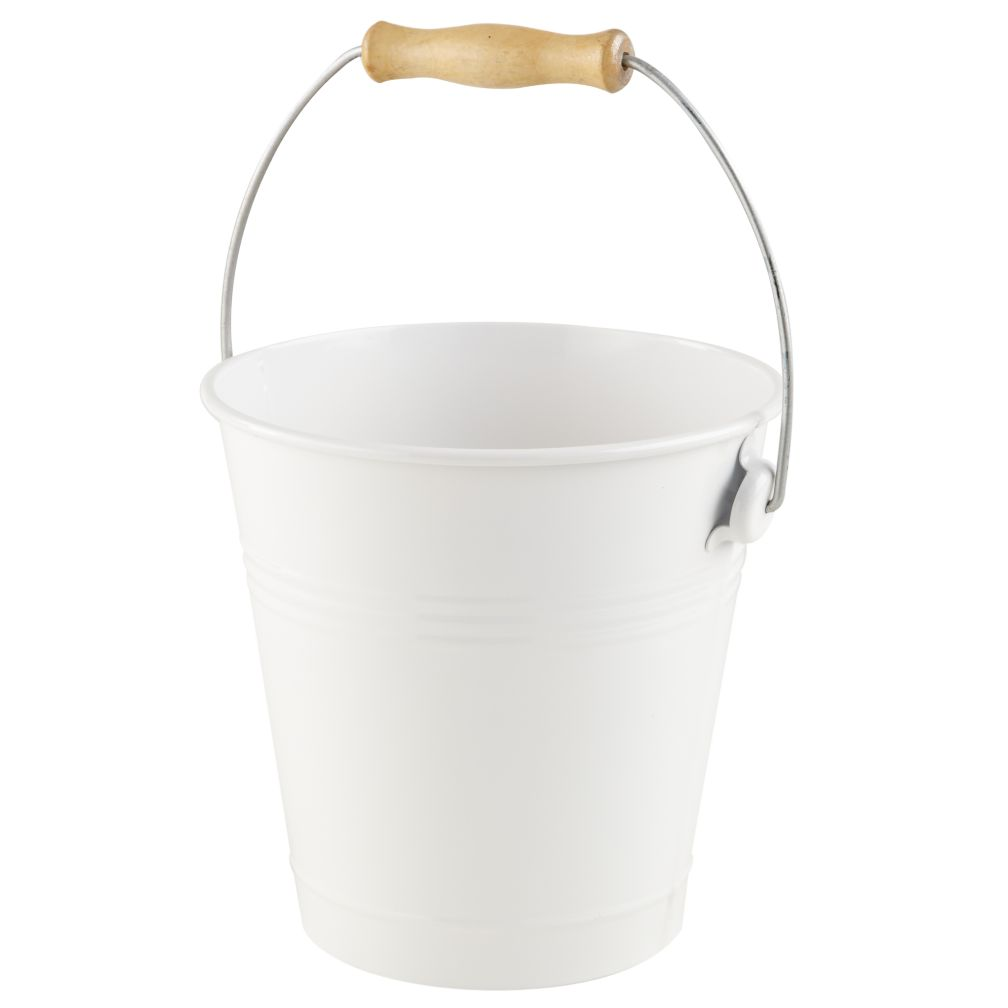 My Bucket, My Buddy (White)
