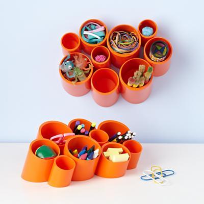 Orange Multi Organizer