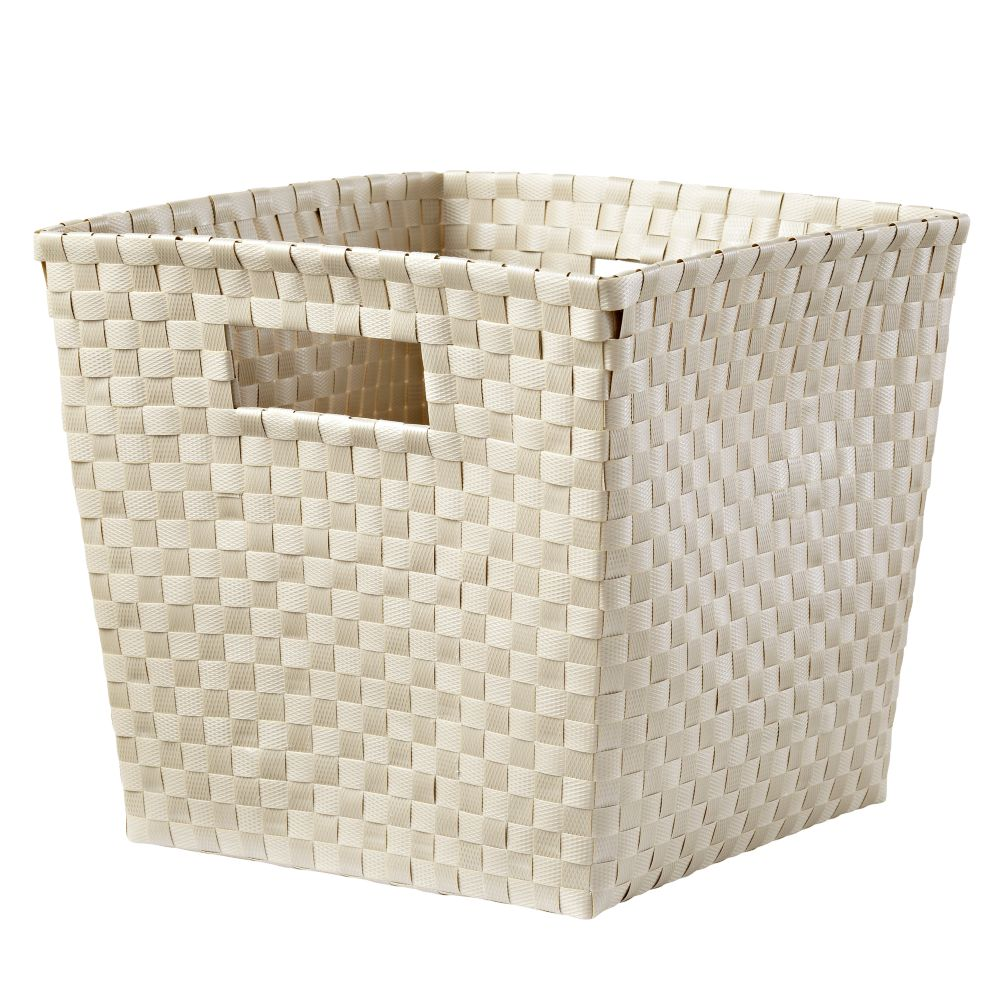 Strapping Cube Bin (Khaki)