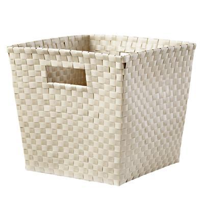 Strapping Cube Bin (Khaki)
