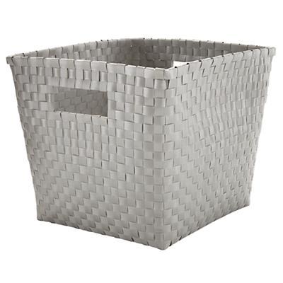 Strapping Cube Bin (Grey)