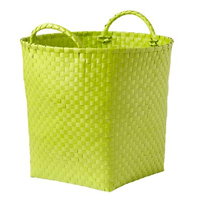 Strapping Floor Bin (Lime Green)