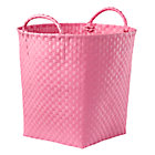 Pink Floor Bin