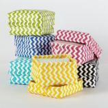 Medium Zig Zag Strapping Basket