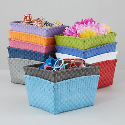 Strapping Shelf Basket