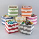 Stripes Around the Cube Bin