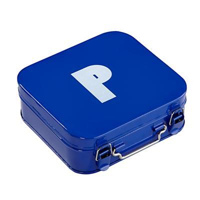 Letter Box P