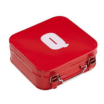 Letter Box Q