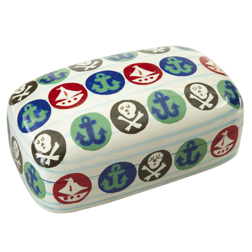 Treasure Box (Nautical)