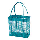 Aqua Open Season Shopping Bag