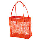 Orange Open Season Shopping Bag