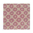 Swatch Lt. Pink Diamonds Rug