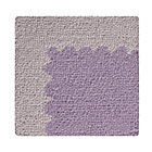 Swatch Lavender Picture Frame Rug